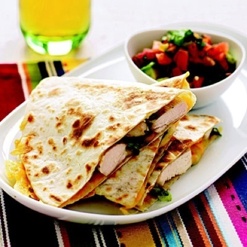 Quick Quesadilla Fun!