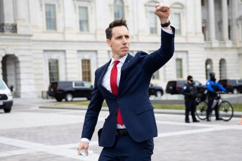Josh Hawley: Seditionaries Cannot Be Senators