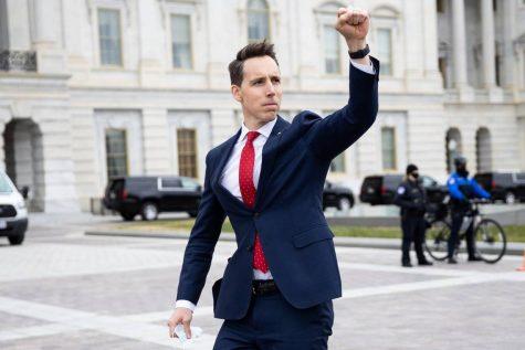 Josh Hawley: Seditionaries Cannot Be Senators