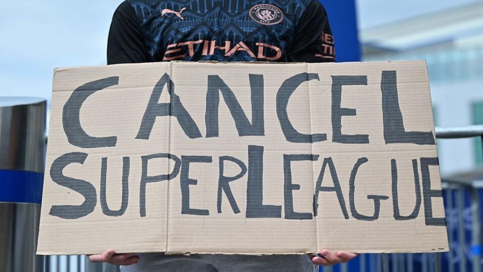 No To The Super League