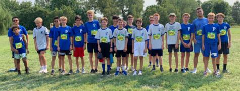 Junior School Cross Country Team Finds Success